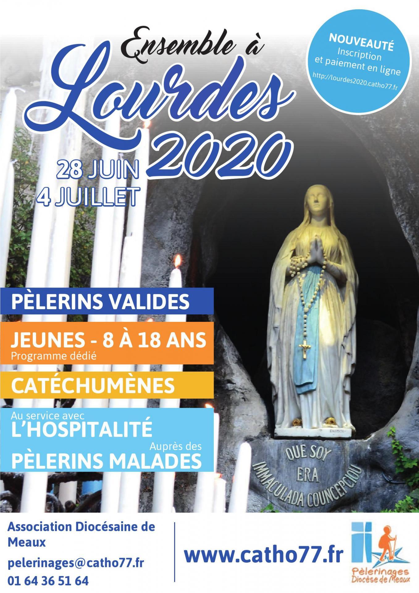 Affiche a3 lourdes 2020 000001